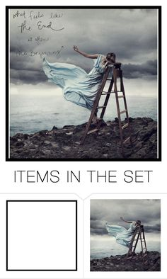 """""""The Beginning"""" by jbeb ❤ liked on Polyvore featuring art"""