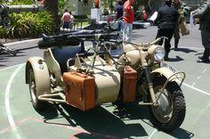 BMW R75 Sidecar 1943