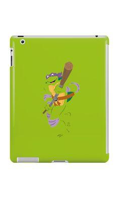 Teenage Mutant Ninja Turtles Donatello iPad Case