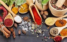 Here is the list commonly used Asian spices and their powerful health benefits. There are several health benefits of spices and herbs, and their medicinal advantages. Read now! Indian Food Recipes, Healthy Recipes, Ethnic Recipes, Free Recipes, Spices And Herbs, Spices List, Anti Inflammatory Recipes, Fat Burning Foods, Herbalism
