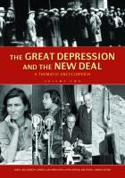 The Great Depression and the New Deal : a thematic encyclopedia /  Daniel Leab ... [et al.]