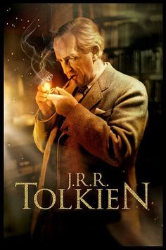 J. R. R. Tolkien, thank you for This beautiful story ❤