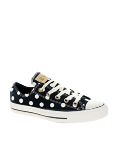 Converse All Star Spotted Ox trainers