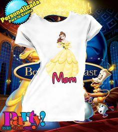 Playera, Camiseta,Personalizada,Bella y bestia  Colores Disponibles : Mod. #06- Jinx Disponible      Nuestra promesa: 100%...