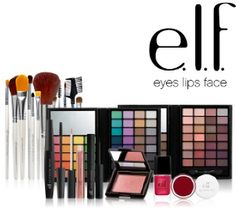 Save UP to 40% OFF E.L.F Cosmetics! #beauty #Dealsplus
