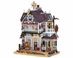 "Lemax ""Captain Andrew's Residence""  (#1439)"