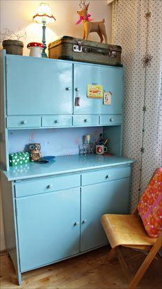 emännänkaappi Kitchen Cabinets, Decor, Interior Design, Kitchen, Home, Interior, Storage, Cabinet, Home Decor