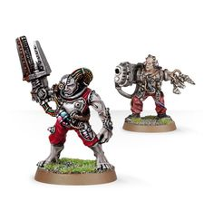 Servidores con cañón de plasma | Games Workshop Webstore