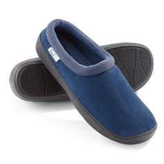 This is a high class slipper! If I get these I'll never have to buy another pair lol Tempur-Pedic® Classic Men's Slippers