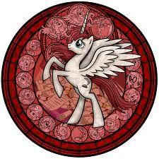 Stained Glass: Lauren Faust Alicorn by Akili-Amethyst on DeviantArt Little Pony Cake, Mlp My Little Pony, My Little Pony Friendship, Nightmare Moon, Little Poni, M Anime, Unicorn Horse, Imagenes My Little Pony, My Little Pony Pictures