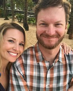 Cool pic of them together nascar dale jr early years dale earnhardt jr and his wife amy fandeluxe Epub