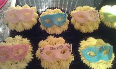 Mystique cupcakes