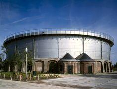 Westergasfabriek, Gashouder, Amsterdam