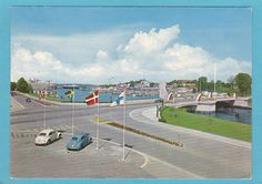 Tønsberg, Norway 1960's