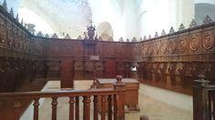 Coro Iglesia de Santa María Estepa