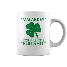 Custom Names Irish Coffe Mug for st patricks day party Shirts & Tees