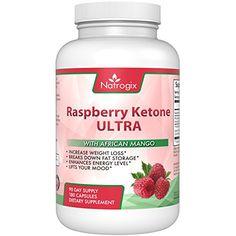 Ultra Raspberry Ketone w/ African Mango Green Tea Supplement Weight Loss Green Tea Supplements, Mango Green Tea, Sedentary Lifestyle, Energy Boosters, Kidney Health, Raspberry Ketones, Metabolism, Cravings, Health And Beauty
