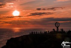 Nordkapp | Flickr Finland, Norway, Celestial, Sunset, Check, Outdoor, Outdoors, Sunsets, Outdoor Games