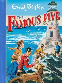 Famous Five Annual 2014 (Annuals 2014): Amazon.co.uk: Enid Blyton: Books