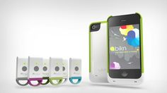 Bikn for iPhone will track your valuables when traveling, people you need to locate, lost keys, expensive equipment on the job, and more.