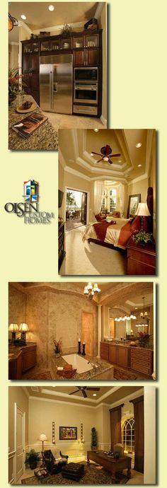 Fabulous, Olsen Custom Homes.