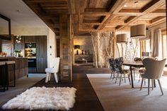 The Cross, Megève, 2014 - Refuge - architecture d'intérieur