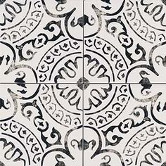 8x8 Kenzzi Paloma Patterned Tile