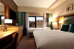 Red Rock Casino Resort & Spa's, great view of Redrocks from the room. Two Bedroom, Bedroom Decor, Bedrooms, Las Vegas Suites, London Hotels, Resort Spa, Hotels And Resorts, Bed And Breakfast, Plasma Tv