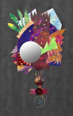 Mirror as Metaphor - Toni Kersey