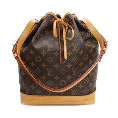 Louis-Vuitton-Noe-GM-Monogram-Shoulder-Bag-M42224-brown-LOUIS-VUITTON-bucket-bag