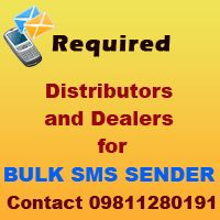 Bulk SMS Sender is a tool that can send thousands of SMS from PC to Mobile.