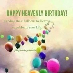 Happy Birthday in Heaven – Birthday Wishes to Someone who Passed Away