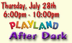 Playland-Not-At-The-Beach - Museum of Fun - Pinball and Magic Fun