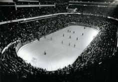 Olympia Stadium - Old photos — Historic Detroit