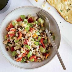 Black-Eyed-Pea Salad