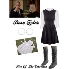Rose tyler Rise Of The Cybermen