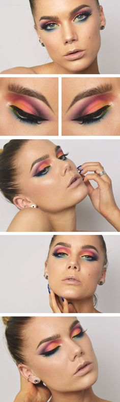 TODAYS LOOK - RAINBOWS
