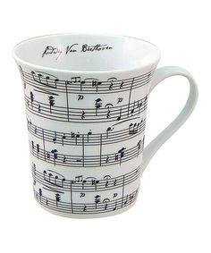 Look at this Music Mug! could be a cool DIY