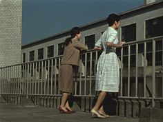 秋日和 (Late Autumn, 1960) Directed by Yasujirō Ozu