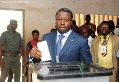 TOGO : Aux Urnes Citoyens Togolais  Pierre S. Adjété