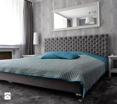 Sypialnia styl Glamour - zdjęcie od Design Factory Studio Projektowe