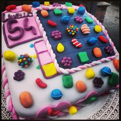 Candy torta! :) ♥