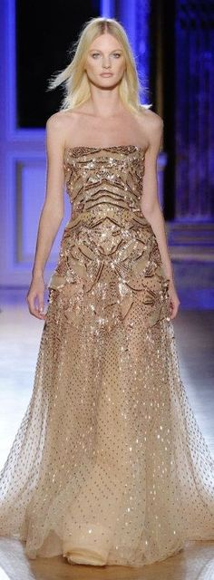 Zuhair Murad Couture S/S 2012