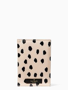 daycation passport holder | Kate Spade New York Passport, Flamingo, Kate Spade, Dots, My Favorite Things, Flamingo Bird, Stitches, Flamingos, The Dot