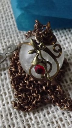 Moon Fairy Crystal Ball of Magic Magic Fairy by FairyGlowLantern, $19.95
