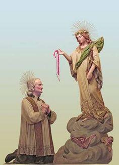 St Philomena, Cure d'Ars - both August saints