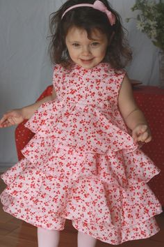 Ellie Inspired Ayano Pattern (sizes 1-5)