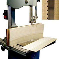 Bandsaw Resawing Tips