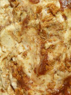 Caramel Peanut Butter Ice Cream
