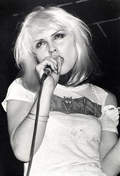 Debbie Harry 1978 #blondie